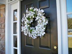 Dogwood Wreath  H199048