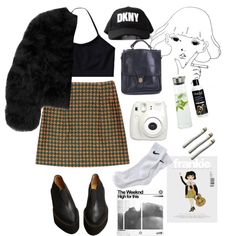 """""""dkny"""" by decayy on Polyvore"""