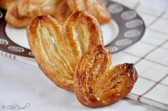 orejas and basic recipe for puff pastry