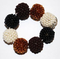 Beaded Ball Tutorial.