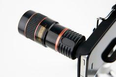 The iPhone Telephoto Lens