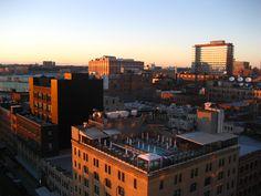 SoHo house NYC at Sundown