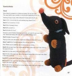 Amigurumi free patterns book