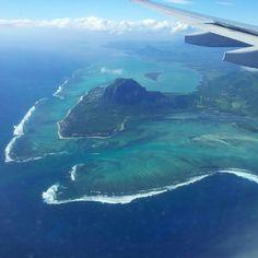 Beautiful Mauritius - Le Morne Mountain