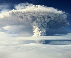 Puyehue Volcano, Chile – June 5, 2011