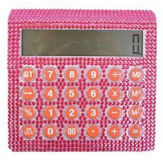 Princess Bling Calculator at theBIGzoo.com