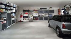 7 Steps to Organize Your Garage.