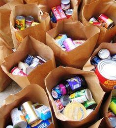 Non-perishable food items foodbank, local food, foods, america, food drive, bankoper provid, virtual food, food bankoper, nonperish food