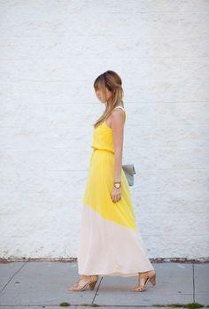 long dresses, summer dresses, maxi dresses, fashion dresses, cloth, summer style, colors, yellow maxi, maxis