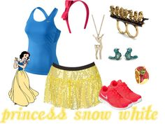 Princess Snow White Disney Princess Half Marathon Possibilities!