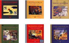 Nick Bantock - books