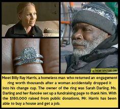 Faith in humanity...!