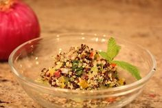 body ecology Tabbouleh Salad