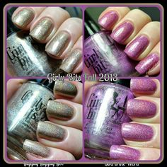 Girly Bits Cosmetics Fall 2013 - Bird is the Word and Giggity Giggity Goo | Pointless Cafe