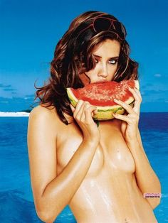 Who doesn't love watermelon? #broterest
