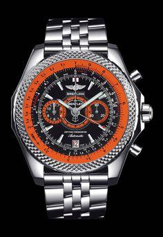 Breitling watch.