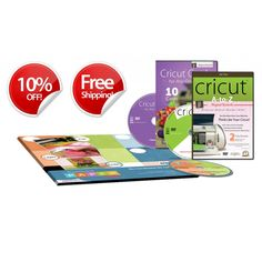 """This bundle includes:    The NEW """"Cricut Cards for any Occasion"""" DVD    The NEW """"Cricut A-to-Z, 2nd Edition DVD    Paper Layerz 24-Pack    Paper Layerz Projects & Inspiration DVD"""