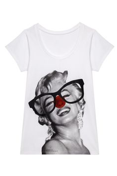 Stella McCartney's new line of red nose t-shirts