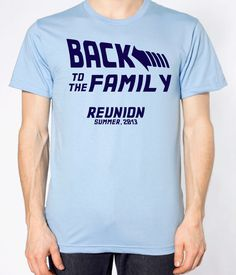 Family Reunion Shirt  Customizable by Eventees on Etsy, $12.00
