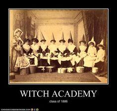 Witch Academy