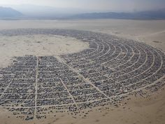 Burning Man 2013 - This Is What It Looks Like When 68,000 People Build A Temporary City In The Nevada Desert_#GeorgeTupak