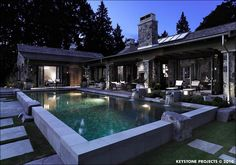 Stone Residence in South Vancouver, BC by Keystone Projects and Formwerks Homes Inc.