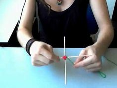 video tutorial Ojo de dios