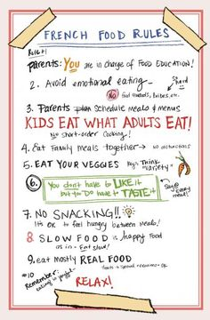 Get Your Kids to Eat Everything, the French Way from French Kids Eat Everything by Karen Le Billon. #Parenting #France #Food