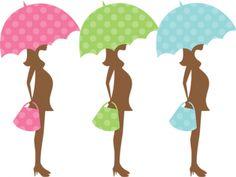 Image detail for -Mod Polka Dot Baby Shower Clip Art | Meylah
