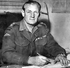 Brave: Lieutenant Colonel John 'Mad Jack' Churchill believed 'any officer who goes into action without his sword is improperly armed'