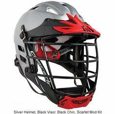 Cascade CLH2 Men's Lacrosse Helmet