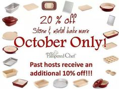 Excited to share this offer. Follow this link for your discount and details: www.pamperedchef.biz/marliece