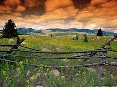 mountain, cowgirl outfit, dream, natur, fall montana