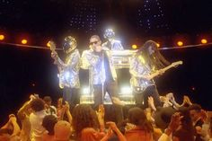 Get Lucky? Now it's time to Lose Yourself To Dance. Watch Daft Punk's new clip ft. Nile Rodgers and Pharrell Williams here: randomaccessmemories.com