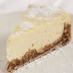 Italian Ricotta Cheesecake - Recipes, Dinner Ideas, Healthy Recipes & Food Guide