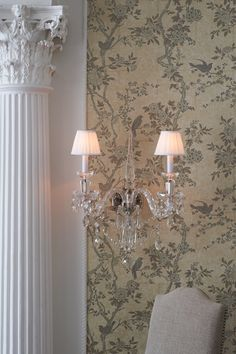 Presenting Iconic Design from Ralph Lauren Home    The Daniela Sconce