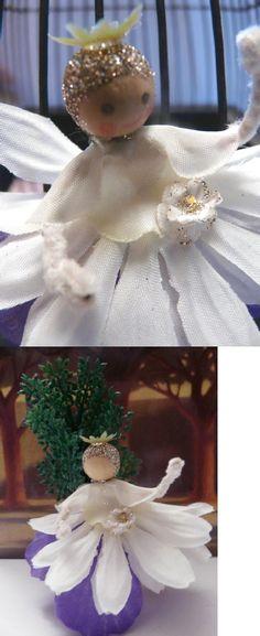 Flower Fairy Tutorial