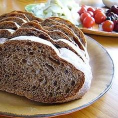 Russian Black Bread
