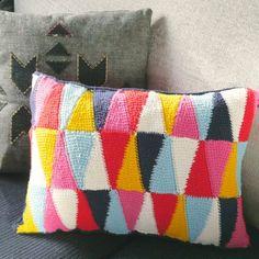 tunisian crochet, crochet eleph, baby blankets, crochet project
