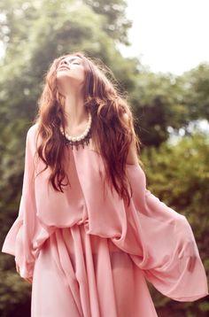 Feel the breeze  ~