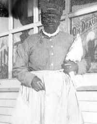 Mary Fields was a black gun-totin' female in the American Wild West who was six feet tall, heavy, tough, short-tempered, and she carried a pair of six-shooters and an eight or ten-gauge shotgun. In 1895, she found a job that suited her, as a U.S. mail coach driver for the Cascade County region of central Montana. She and her mule, Moses, never missed a day, and it was in this aptitude that she became a legend in her own time known as Stagecoach Mary for her unfailing reliability