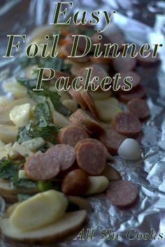 Foil Dinner Packs