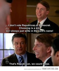 That's Republican…