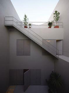 Venturini House by Adamo-Faiden stair, houses, house renovations, architectur, casa, buenos aires, venturini, adamo faiden, adamofaiden