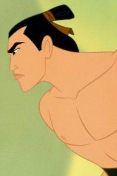 Shang #Mulan