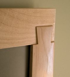 Dovetailed Picture Frame