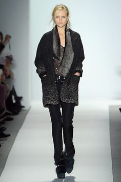 New York Fashion Week Fall 2012 - Rebecca Taylor #nyfw