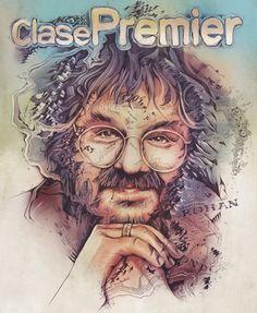 Clase Premier / Peter Jackson by GOLPEAVISA , via Behance