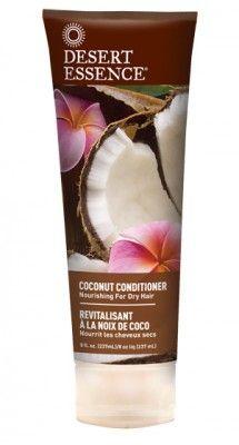 Coconut Conditioner   Desert Essence