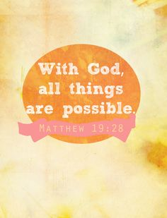 with #GOD